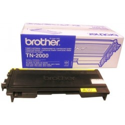 Tóner Brother TN2000 Negro