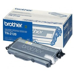 Tóner Brother TN2120 Negro