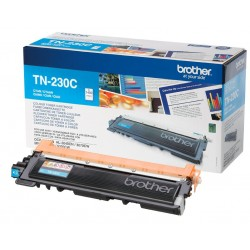 Brother TN230C Cyan Toner