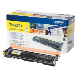 Brother TN230Y Yellow Toner