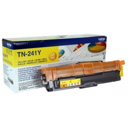 Brother TN241Y Yellow Toner