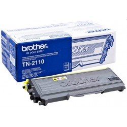 Tóner Brother TN2110 Negro