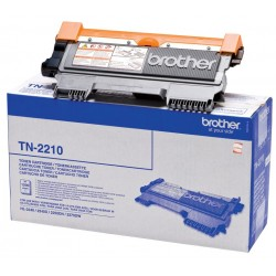 Tóner Brother TN2210 Negro