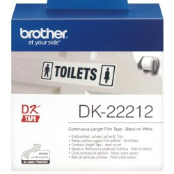 Continuous tape DK-22212 Brother
