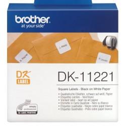 Etiquetas Brother DK-11221