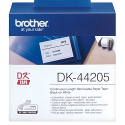 Continuous tape DK-44205 Brother