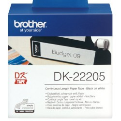 Continuous tape DK-22205 Brother