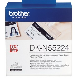 Continuous tape Brother DK-N55224