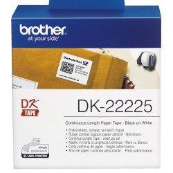 Continuous tape DK-22225 Brother