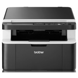 Laser Multifunction Brother DCP-1612W Black