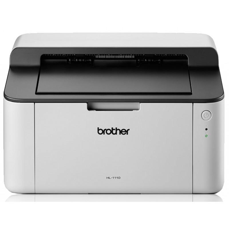 Impresora Láser Negro Brother HL-1110