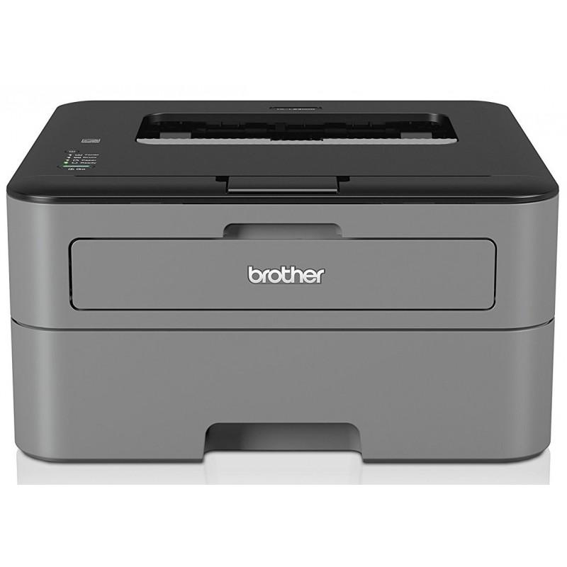 Impresora Láser Negro Brother HL-L2300D