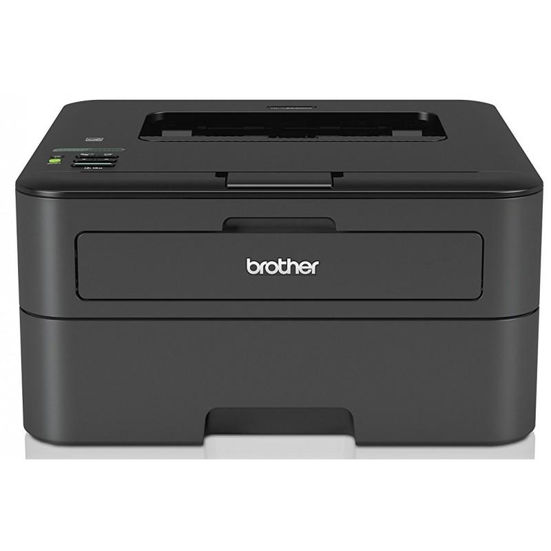 Impresora Láser Negro Brother HL-L2340DW