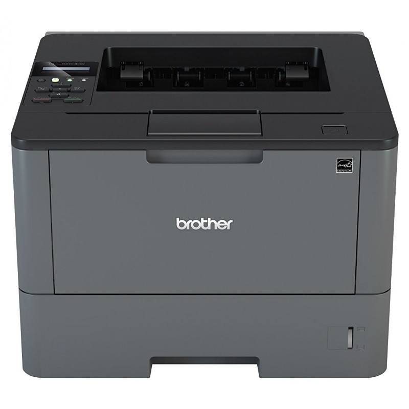 Impresora Láser Negro Brother HL-L5100DN