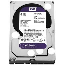 """Disco Duro SATA 3,5"""" 4TB WD Purple WD40PURZ"""