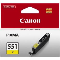 Tinta Canon CLI-551 Amarillo