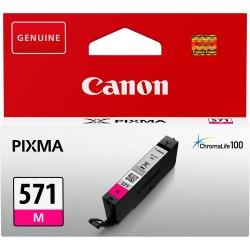 Tinta Canon 571 Magenta...