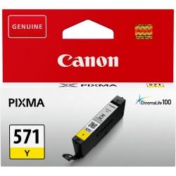 Tinta Canon 571 Amarillo...