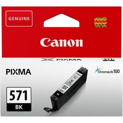 Tinta Canon 571 Negro...
