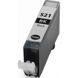 Canon 521 Black Ink Compatible