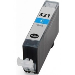 Canon 521 Cyan Ink Compatible