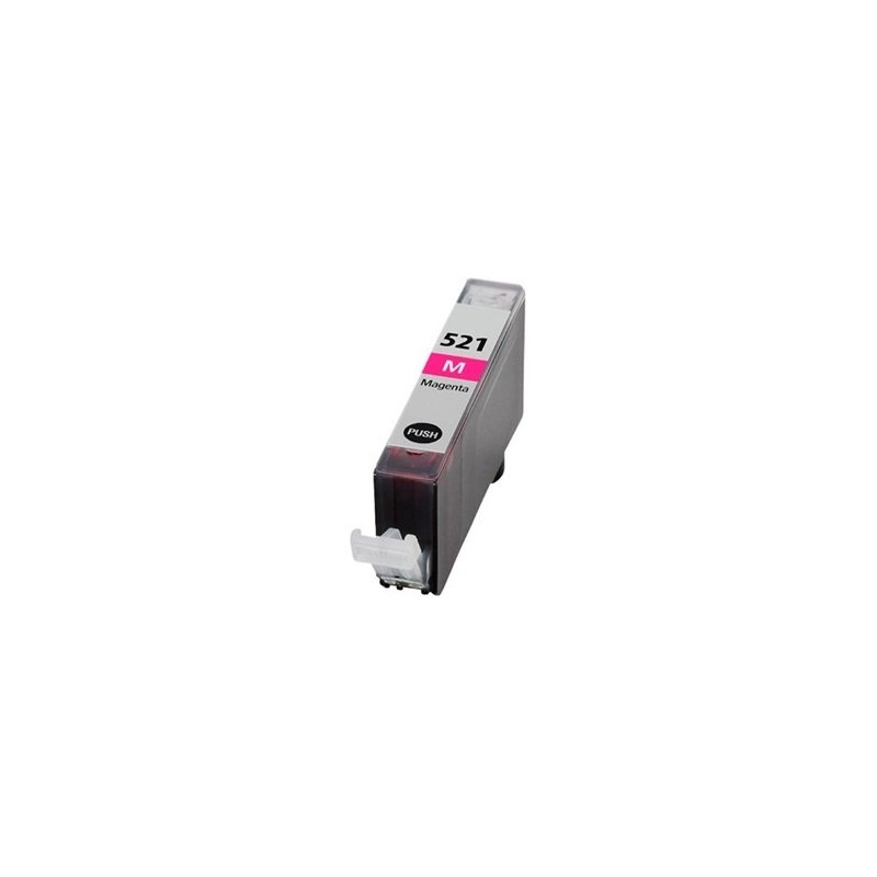 Canon 521 Magenta Ink Compatible
