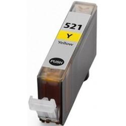 Tinta Compatible Canon 521 Amarillo