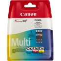 526 Multipack Ink Canon CLI-526C / M / Y