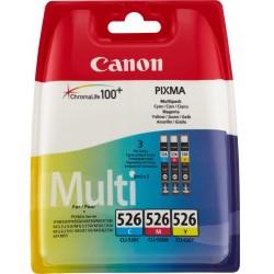 Tinta Canon 526 Multipack...