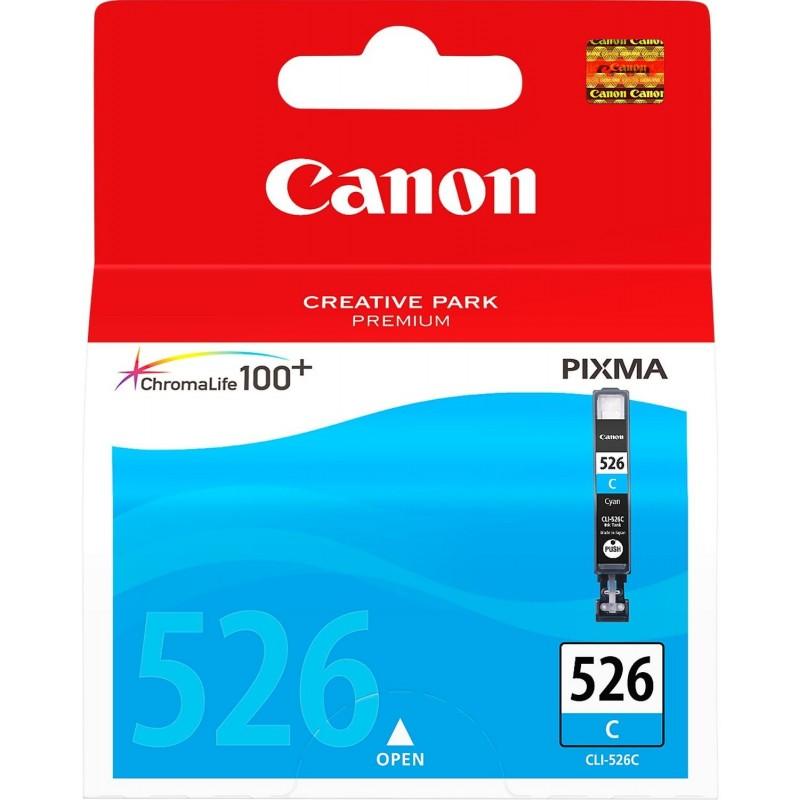 Tinta Canon 526 Cian CLI-526C