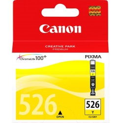 Tinta Canon 526 Amarillo CLI-526Y
