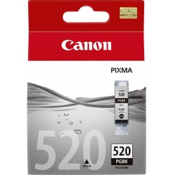 Tinta Canon 520 Negro PGI-520BK