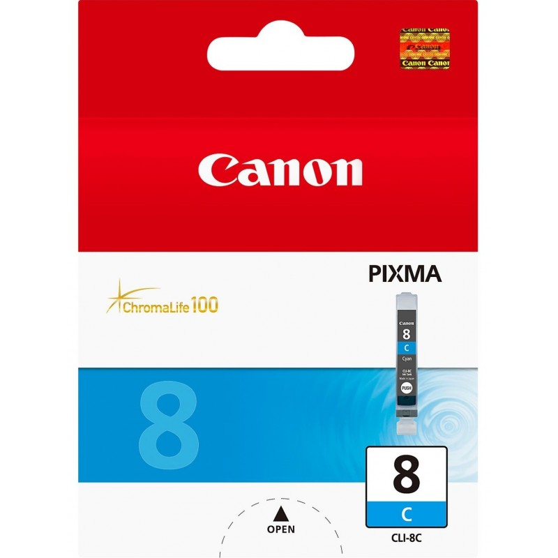 Ink Canon CLI-8C Cyan 8