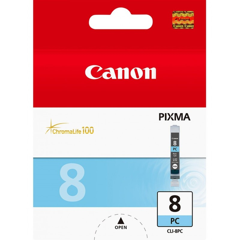 8 Cyan Ink Canon CLI-8PC for Digital