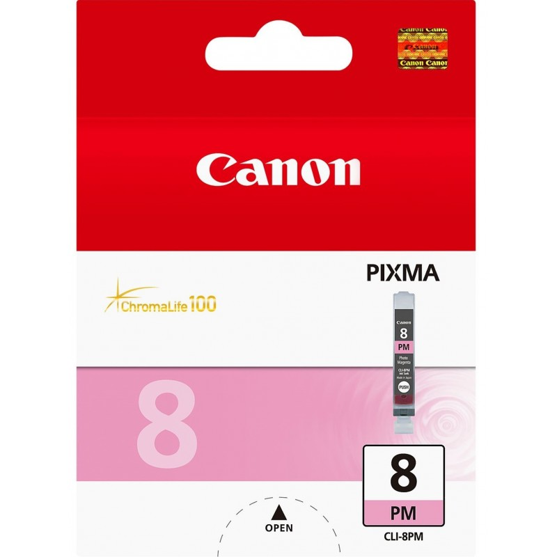 8 Magenta Ink Canon CLI-8PM for Digital