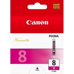 8 Magenta Ink Canon CLI-8M