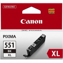 Tinta Canon 551XL CLI-551XLBK Negro