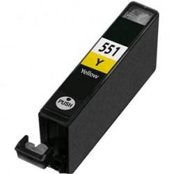 Tinta Compatible Canon 551XL Amarillo