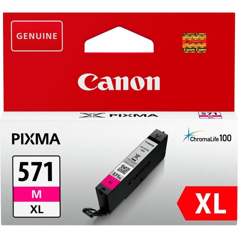 Tinta Canon 571XL Magenta CLI-571XLM