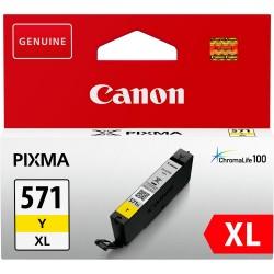 Tinta Canon 571XL Amarillo...