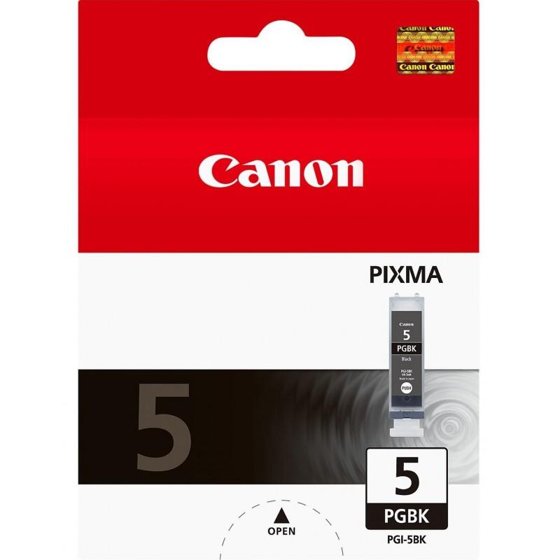 Black Ink Canon PGI-5BK 5