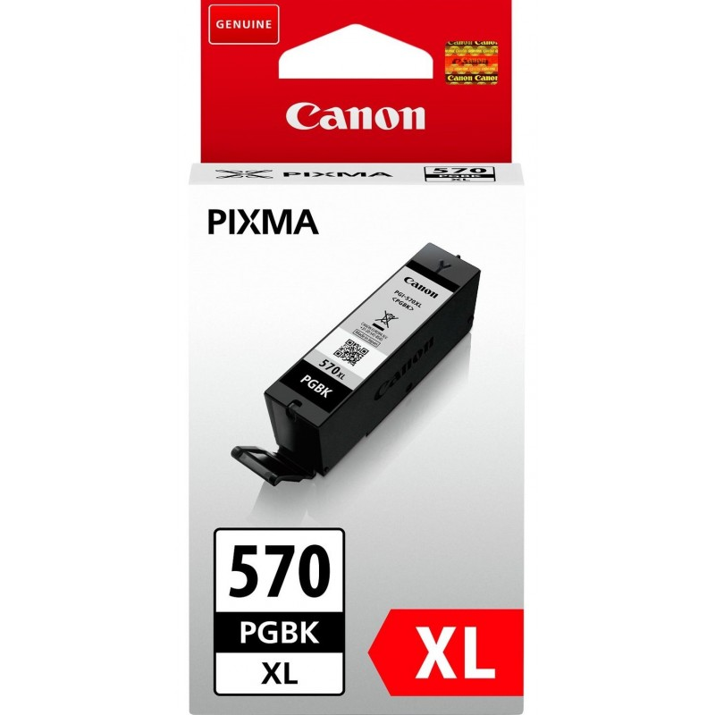 570XL Black Ink Canon PGI-570PGBKXL