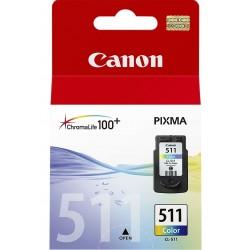 Tinta Canon 511 Color...