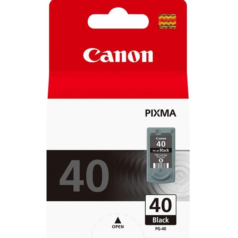 Tinta Canon 40 Negro PG-40BK