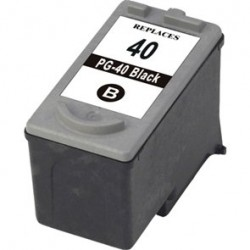 Canon Compatible Black Ink 40
