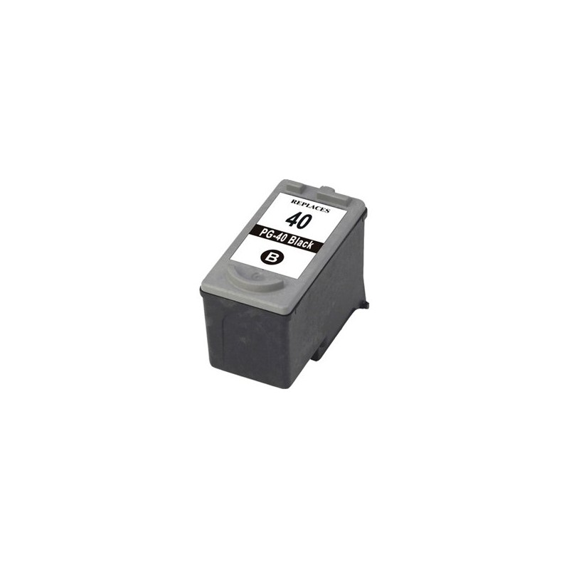 Tinta Compatible Canon 40 Negro