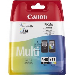 Tinta Canon 540+541 Multipack PG540/CL541