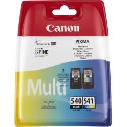Tinta Canon 540+541...