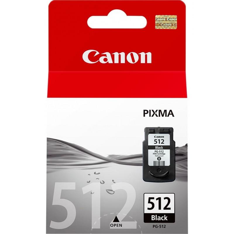 512 Black Ink Canon PG-512BK