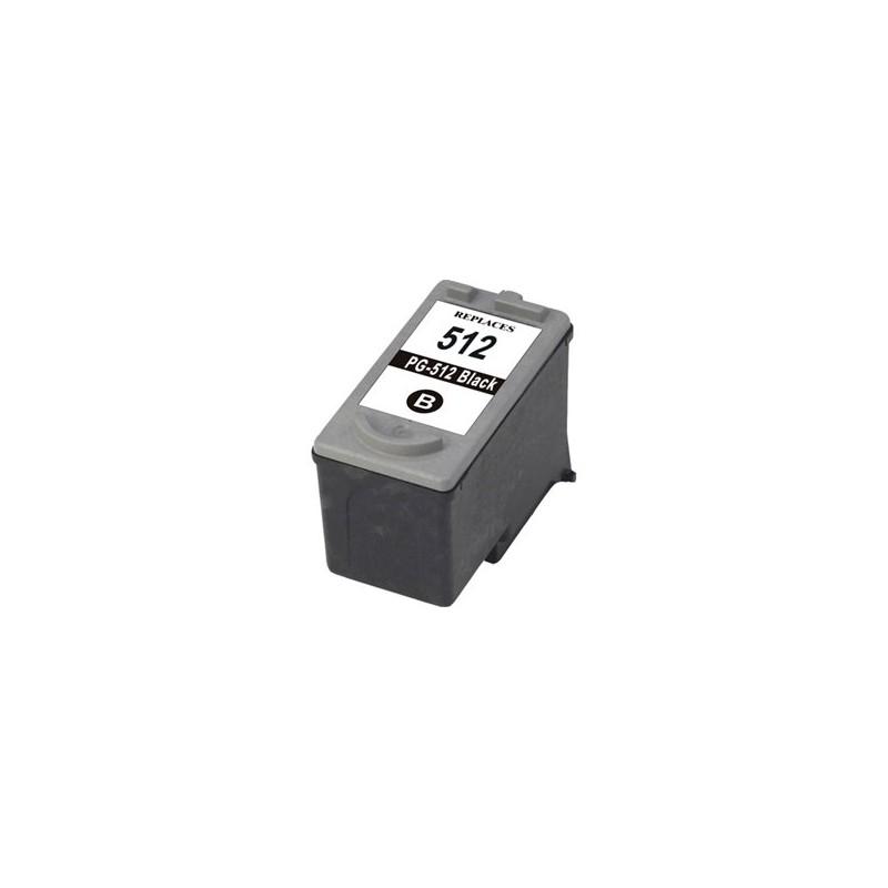 Canon 512 Black Ink Compatible